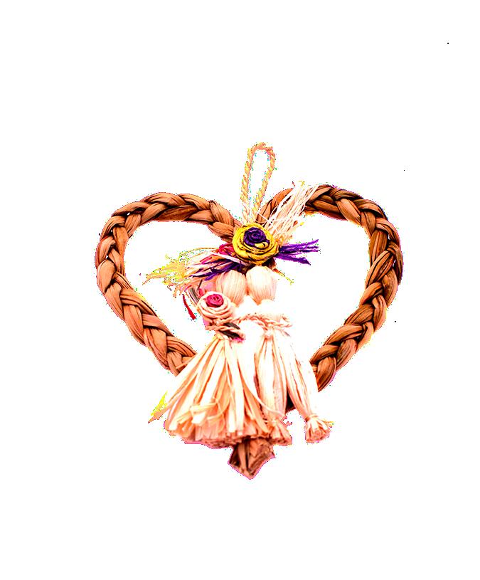 Inimă cu pereche