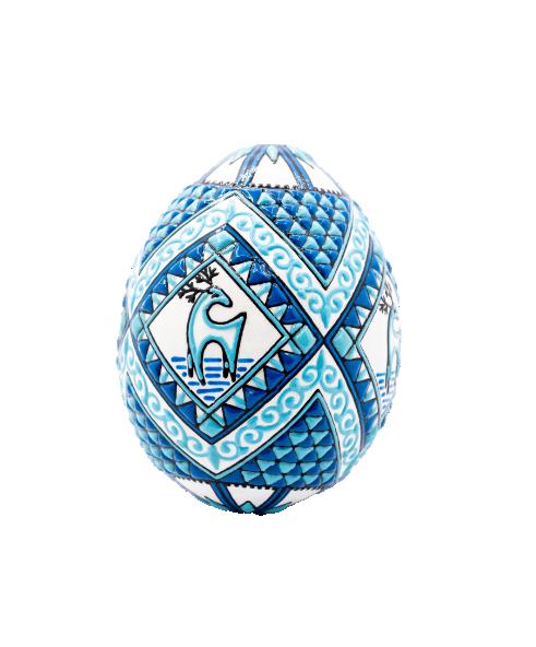 Ou din lemn mare