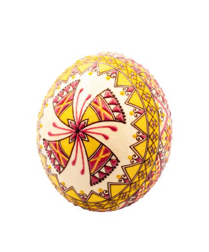 ou de struț